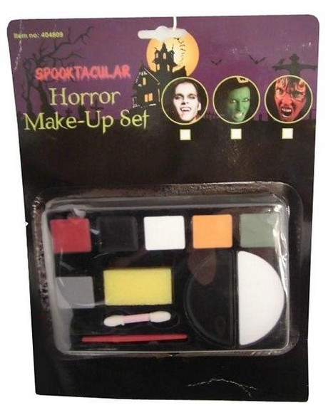 Spooktacular Family Make Up
