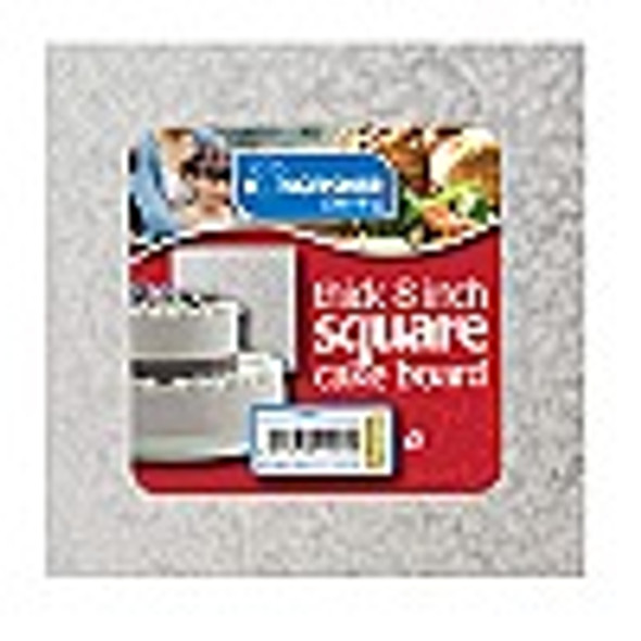 Square Thick Cake Board