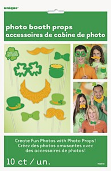 St Patricks Photo Props