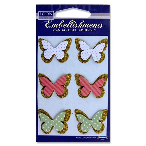 Stand Out Craft Butterflies