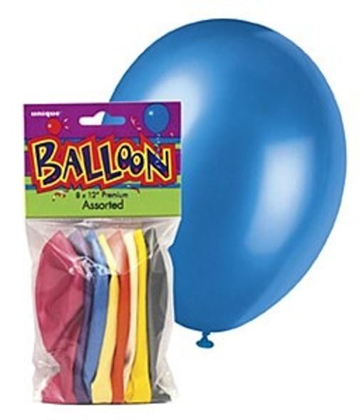 Standard Assorted Balloons
