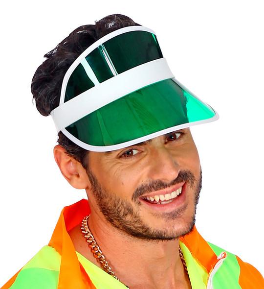 Green Sun Visor Hat
