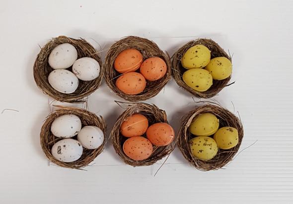6Pk Easter Nest