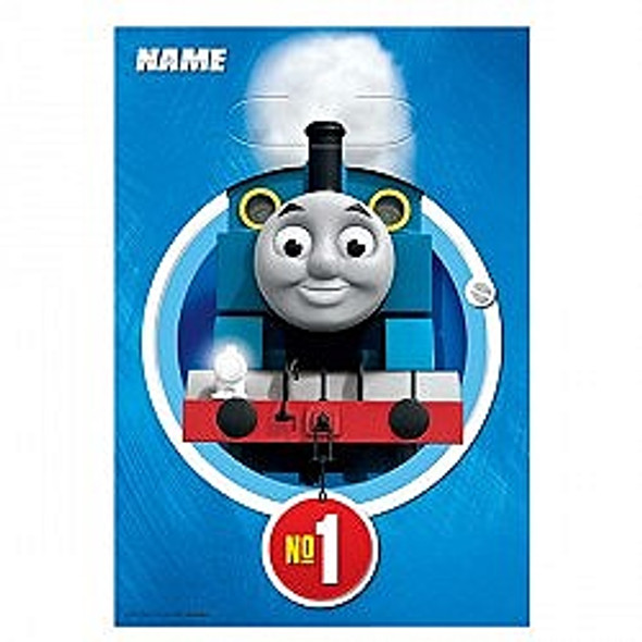 Thomas and Friends Lootbags