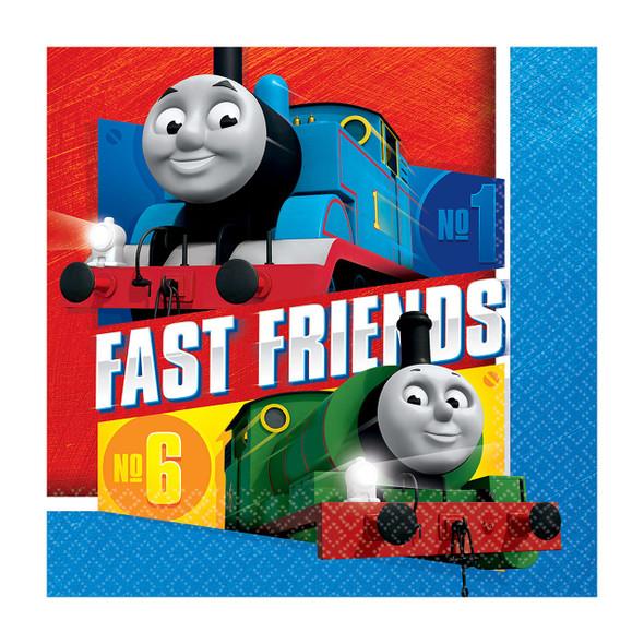 Thomas and Friends Napkins