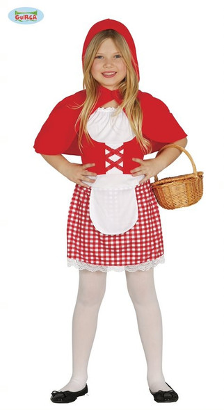 Toddler Little Red Costume