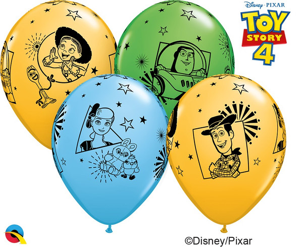 Toy Story 4 Party Balloons