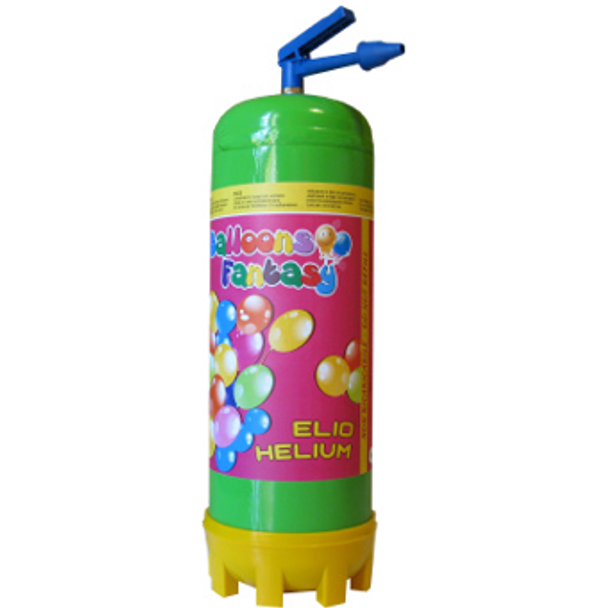 Helium Canister (Fills 20 Balloons)