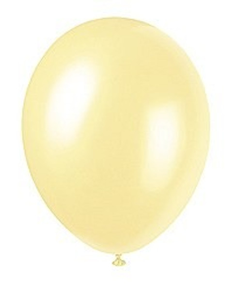 Ivory Balloons