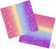 Rainbow Ombre Party Supplies