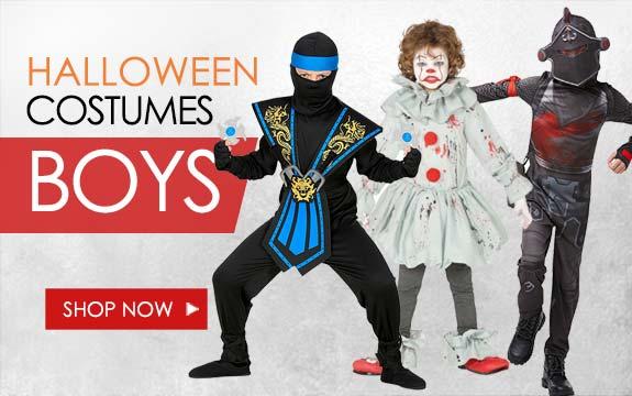 boys halloween costumes
