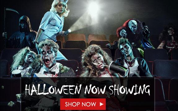 Halloween Costumes & Accessories
