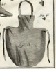 Sheepskin Apron with Neck Loop