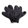 Dark Brown mittens