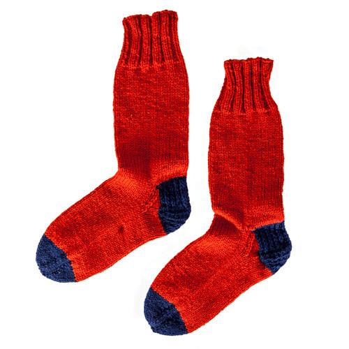 U.S. Sanitary Commission Socks