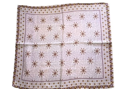 Our reproduction McCowen handkerchief
