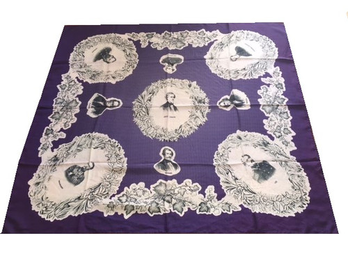 Our reproduction Kayess handkerchief