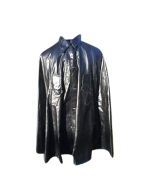 Rubberized Rain Cape