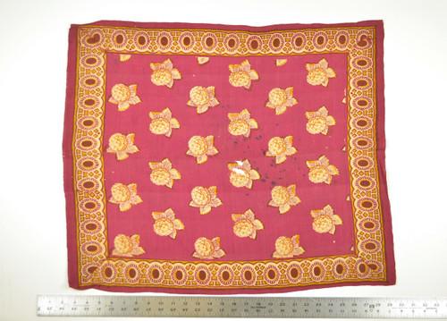 Original Broaddus handkerchief