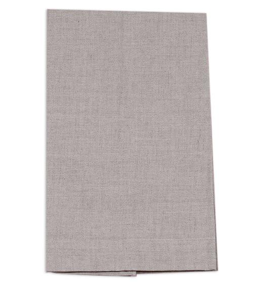 Natural linen towel