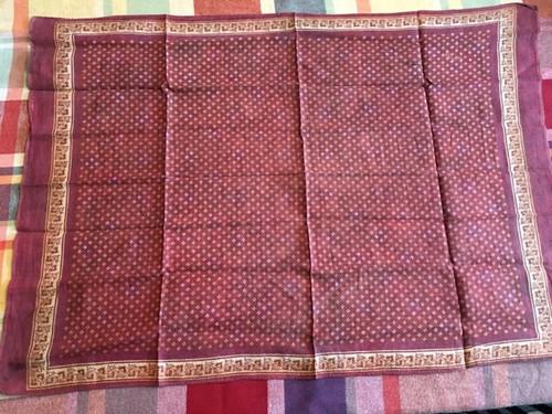 Original Ira Lindsey Handkerchief