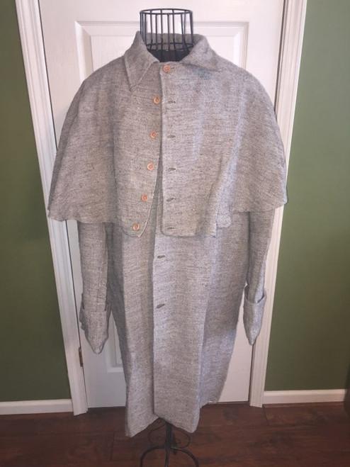 CS Jean Cloth Overcoat