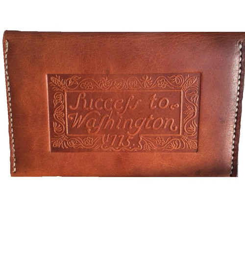 """Success To Washington 1775"" Wallet"
