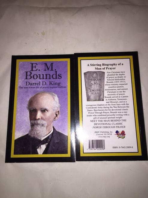 E.M. Bounds, Confederate Chaplain