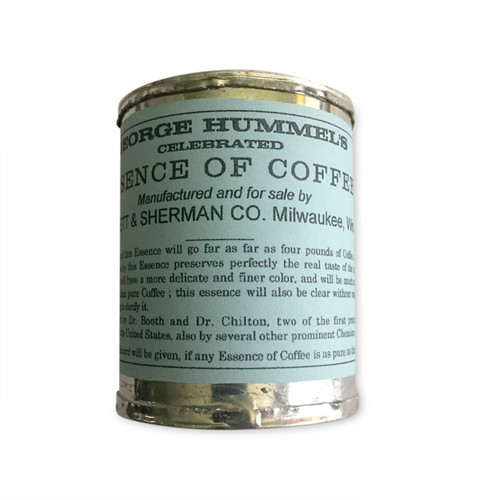 Essence of Coffee tin