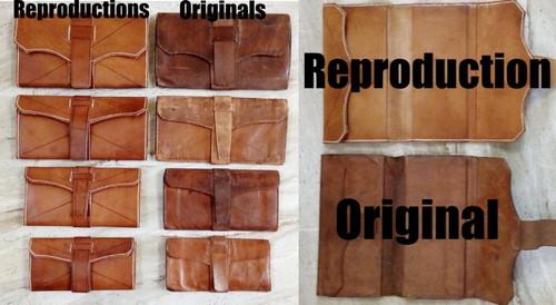 Civil War era wallets