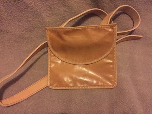 Rectangular shot pouch
