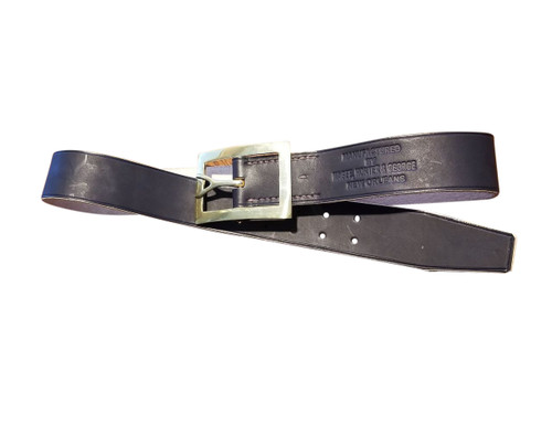 Forked tongue CS belt