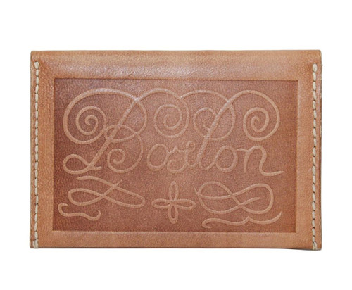 "18th Century ""Boston"" Wallet"