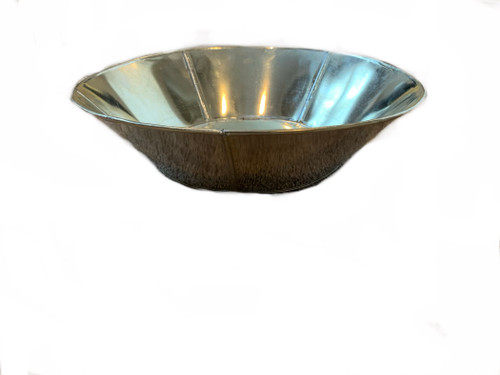 "Gold Rush Era Milk ""Panning"" Pan or Basin"