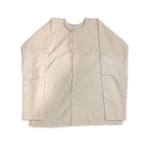Cotton osnaburg undershirt
