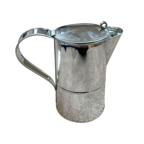Hot dipped personal size coffee pot