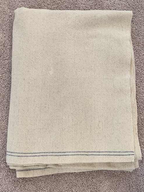 British Army Blanket - double blanket (uncut)