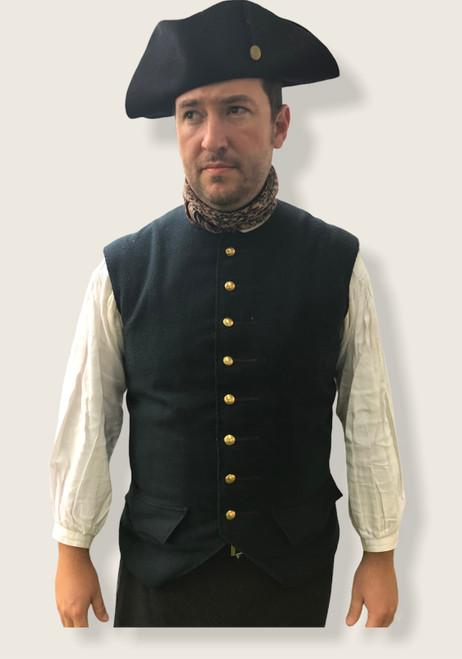Late 18th Century Waistcoat