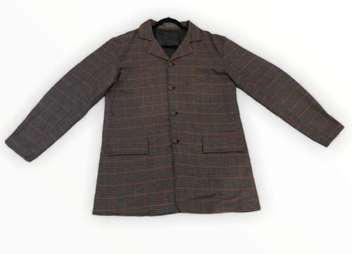1870-1890 Men's Sack Coat