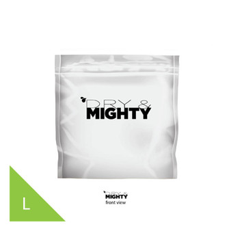 Dry & Mighty Bag Large (100 pack)
