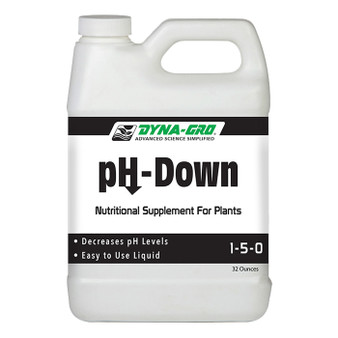 Dyna-Gro pH-Down 1 Qt.