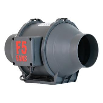 """4"""" Inline F5 Turbo EC Fan"""