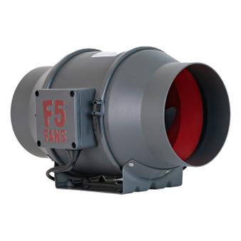 """6"""" Inline F5 Turbo EC Fan"""