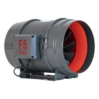 """8"""" Inline F5 Turbo EC Fan"""