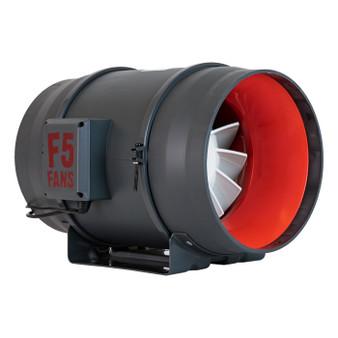 """10"""" Inline F5 Turbo EC Fan"""