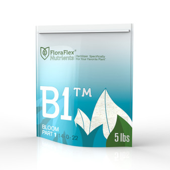 FloraFlex Nutrients - B1™ | 5lb