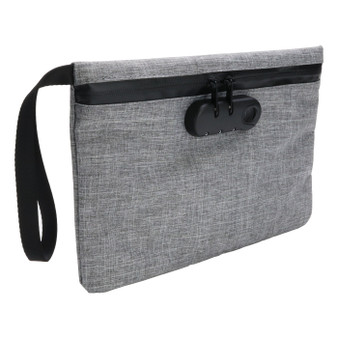 Funk Fighter Lockable Pouch - Gray