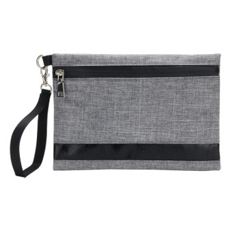 Funk Fighter Stash Pouch - Gray