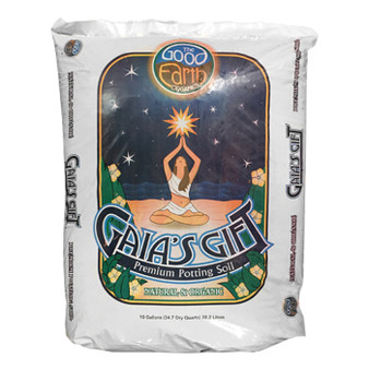 Gaia's Gift Soil 10 Gal Bag