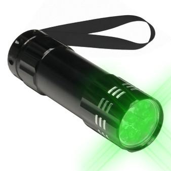 Grow1 Green LED Mini Flash Light